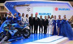ซูซูกิ ชวนสัมผัสนวัตกรรมระดับพรีเมี่ยมในงานมอเตอร์โชว์ ครั้งที่ 40