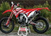 Honda RedMoto : CRF Enduro