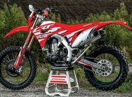 Honda RedMoto : CRF Enduro