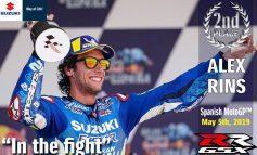 ร้อนแรงอย่างต่อเนื่อง!!! Suzuki ขึ้นโพเดียม 2 สนามติด MotoGP 2019