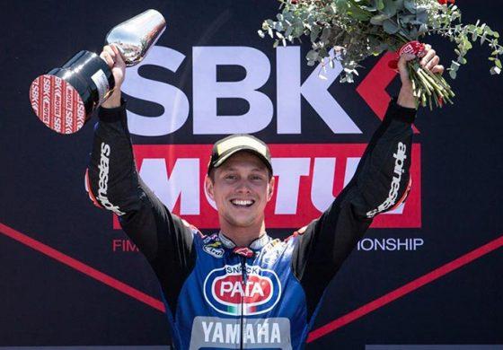 ฟาน เดอร์ มาร์ค ระเบิดฟอร์มร้อนแรงสุดระห่ำ ควบ YZF-R1 คว้าแชมป์แรกในฤดูกาล