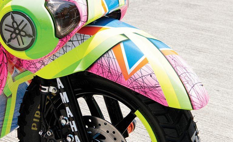 Yamaha QBIX 125 Candy Color | Riding Magazine