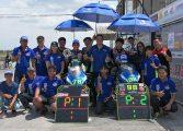 ทัพ Suzuki GSX-R150 โชว์ฟอร์มเต็มสูบ เหมาโพเดี้ยมศึกชิงแชมป์ประเทศไทย สนาม 3