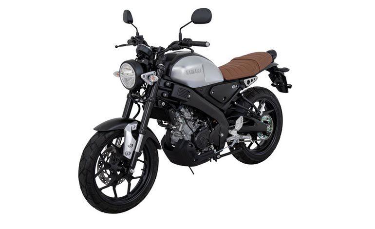 All New Yamaha XSR155 (2019)