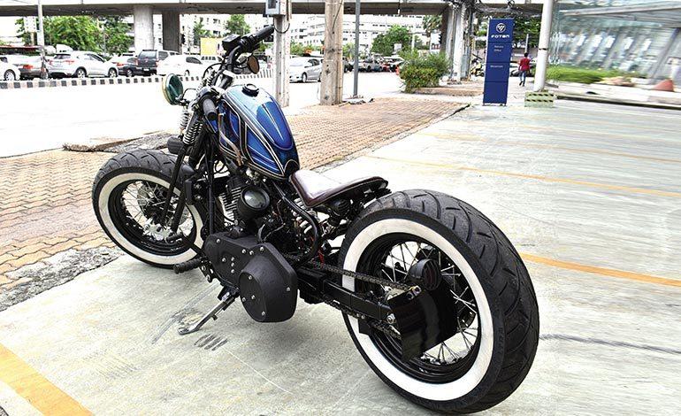 K-Light 202  Custom Bike  American Springer