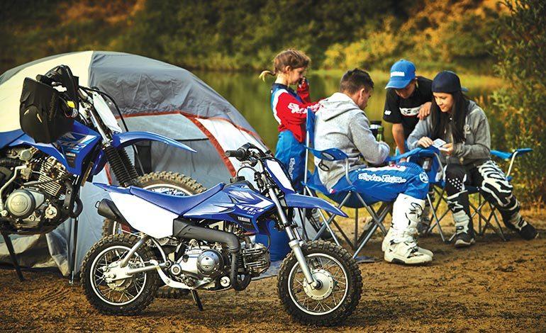 2020 Yamaha PW50 & TT-R50E