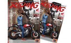 Riding Magaze March 2019  Vol.24  No. 282