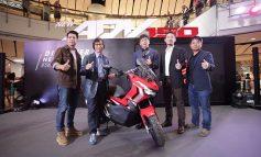 ตะลึงทั้งวงการ!! New Honda ADV150 มาพร้อม ABS เปิดราคาสะท้านใจ 97,900 บาท
