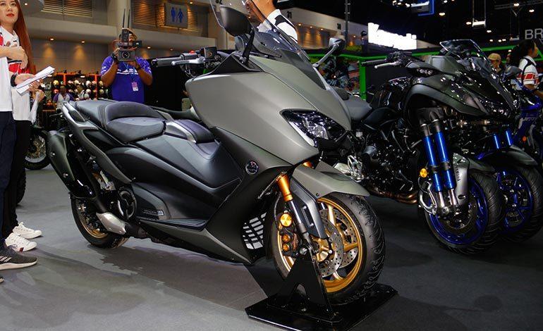 เปิดตัว ในประเทศไทยเป็นที่เรียบร้อยแล้วสำหรับ Yamaha TMAX 560 พร้อมราคา