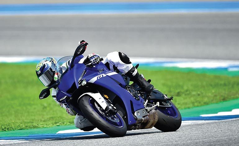 New 2020 Yamaha YZF-R1