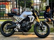Review HONDA CB150R CUSTOMS