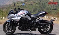 Review Suzuki KATANA 2019 ซามูไร สายพันธุ์ดิบ