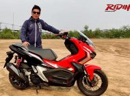 Review Honda ADV150 CUSTOM BIKE