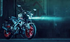 New MT-125 : Step into the Dark Side