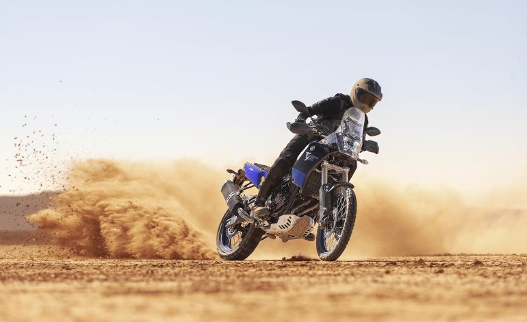 Yamaha Tenere ชนะ DesignAward