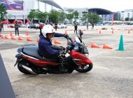 New Honda  Forza 350 Test Ride