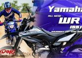Review All New YAMAHA WR155R
